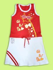 Dress for the girl Artikul 983-15
