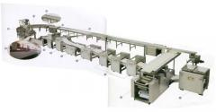 The automatic transfer line on production of