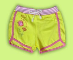 Shorts for the girl Artikul 113-15