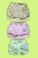 Shorts for the girl Artikul 961-15