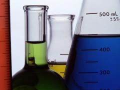 الكواشف الكيمياء