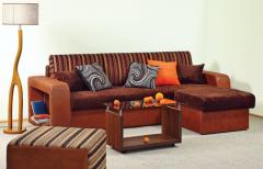 Мягкая мебель на деревянном каркасе Вираж