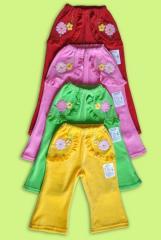 Trousers for the girl Artikul 971-16