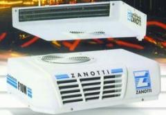 """Холодильные агрегаты """"ZANOTTI"""" для"""