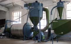 Drying for ABM 065, ABM 1,5 pelle