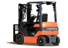 Электропогрузчики Toyota вилочные