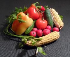 Hothouse vegetables Zhytomyr