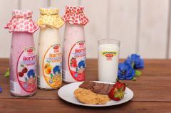Fruit yogur