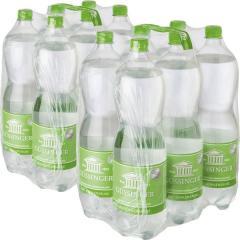 Газированная минеральная вода Guessinger / 1.5 л
