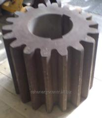 Drive gear wheel to diffusion apparatus of KDA,