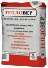 Plaster decorative 'Baranchik' Teplover™