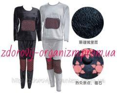 Турмалиновая лечебная пижама с биофотонами...