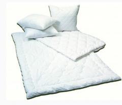 Одеяла двухспальное пух 80%