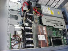 Сервер HP ProLiant DL140G3-2