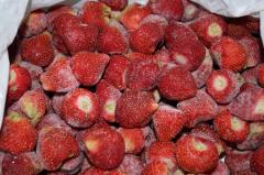 The strawberry frozen by wholesale quality,