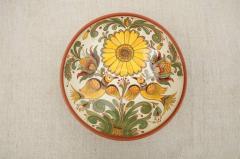 Керамические тарелки на стену