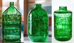 Стеклянный бутыль 10 л