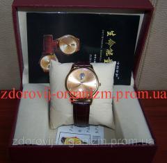Турмалиновые часы с анионами для нормализации
