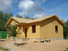 Строим дома из СИП панелей