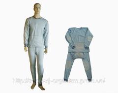 Турмалиновое согревающие белье (пижама)...