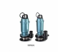 Drainage submersible pump of Opera QDX 1.5-32-0.75