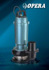 Drainage submersible pump of Opera QDX 6-26-1.1 FA