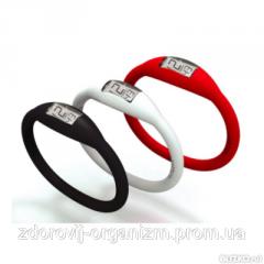 Турмалиновые часы - браслет силиконовые