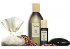 Cosmetics for a neuroaromatherapy of Spa neuro