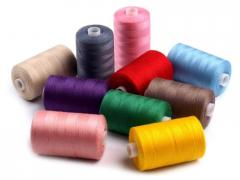 Threads the reinforced Poly-Poly % MH 28S/2 100