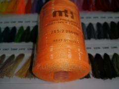 Threads the reinforced Poly-Poly % MH 28S/2 100 (analog 45 ll)