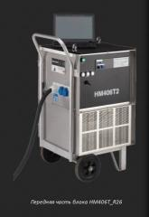 The automatic NANOMETER-406T_R26 block for heat