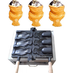 PRODUCTION NOVELTY, WAFER CUP FOR ICE CREAM: SMALL