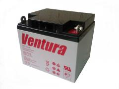 Rechargeable battery VENTURA (GPL 12-40) 12V 40Ah