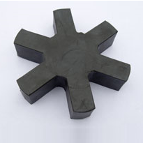 Rubber asterisks for elastic couplings 25U3 the