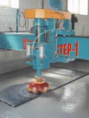 Автомат шлифовальный, камнеобрабатывающий АШ-1