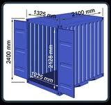 ЖД контейнер