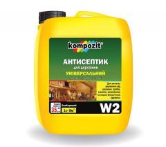 Antiseptic agent universal W2 Kompozit®