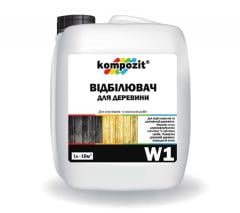 Bleach for W1 Kompozit® wood