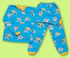 Пижама для мальчика Артикул 072-14