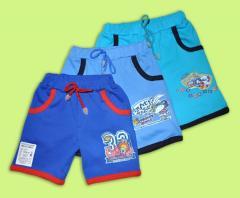 Шорты для мальчика Артикул 966-15