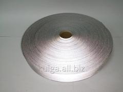 Светоотражающая лента 2,5 см, аналог 3М