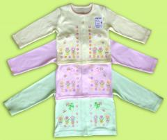 Jacket for babies the Article 728-15