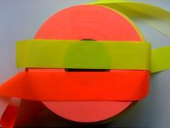Светоотражающая лента 5 см, цветная