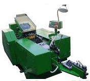The single-die triple-blow automatic machine