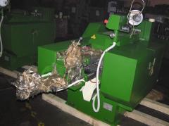 The automatic machine holodnovysadochny AO320V for