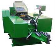 Machine for semihollow rivets type AVO216 (d = 2,5