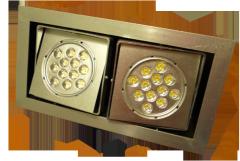 Cardan lamp double