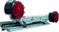 Комбайн очистной КДК 500 I и II