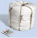 Polypropylene rope lay GOST 30055-93, analogue