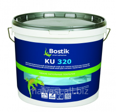 Glue acrylic universal for linoleum - Bostik KU